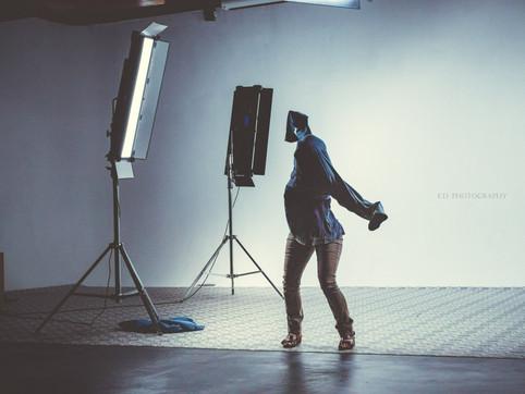 Tournage clip Vidéo Levi Stress