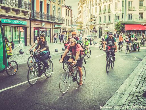 Tour Alternatiba 2018 - Arrivée à Tarbes
