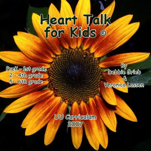 Heart Talk for Kids (PreK-6th)