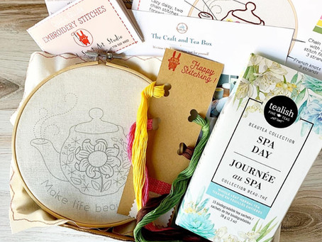 Why choose a subscription box?