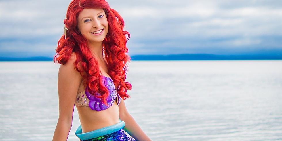 Ariel Princess Tea