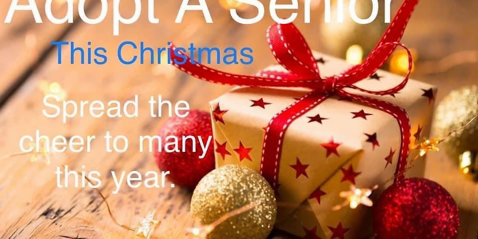 Sponsor a senior for Christmas