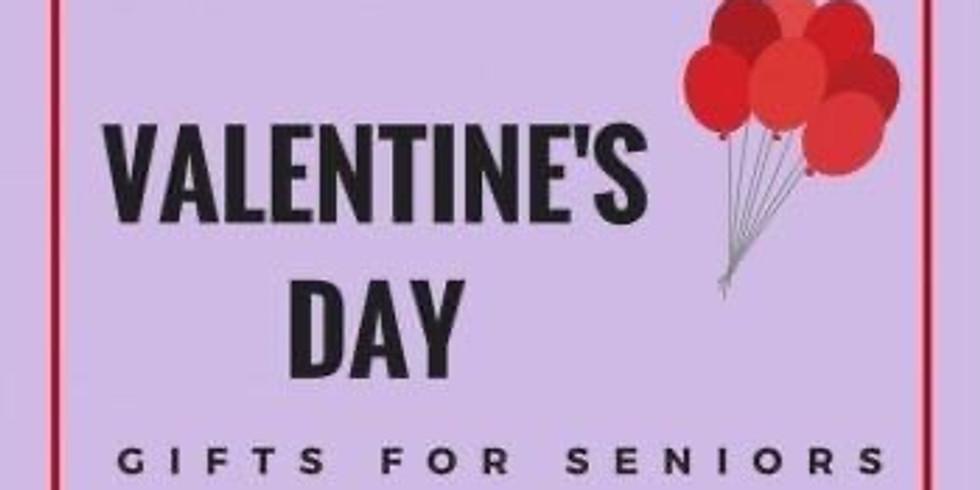 Sponsor a senior for Valentines Day