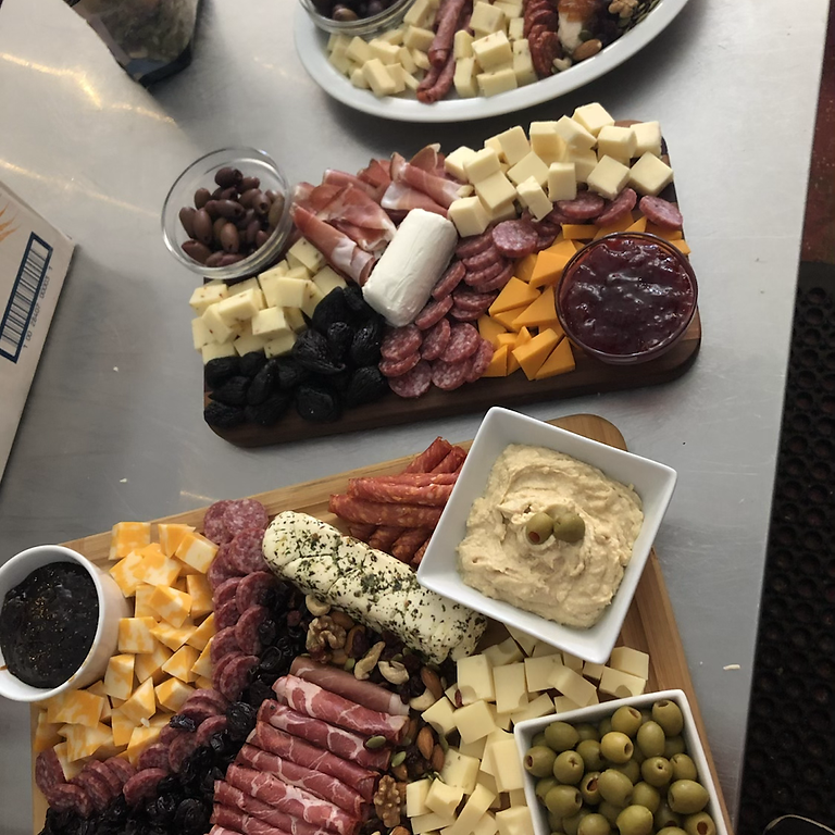 Charcuterie Class and Music