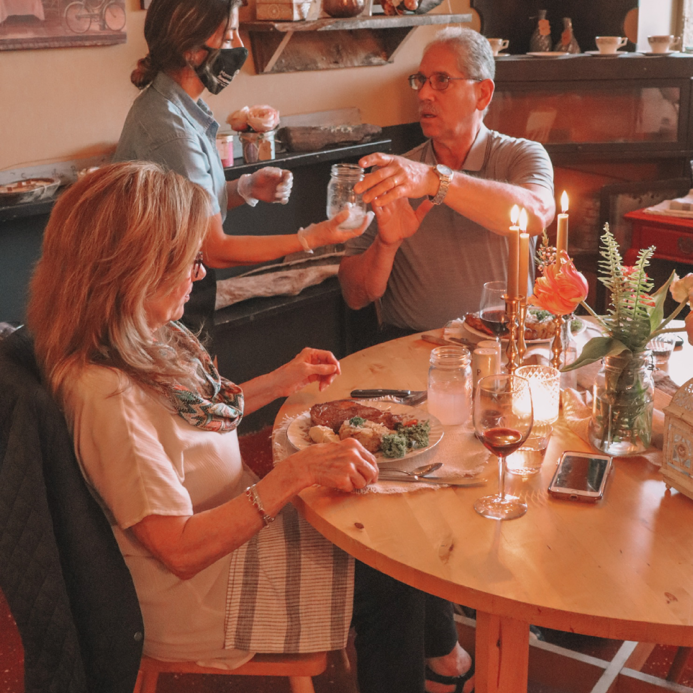 July Grace Table