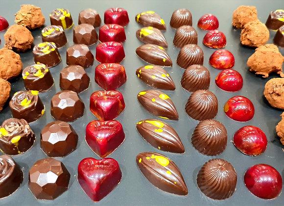 Samedi 14 novembre 2020 : Chocolats (4h)