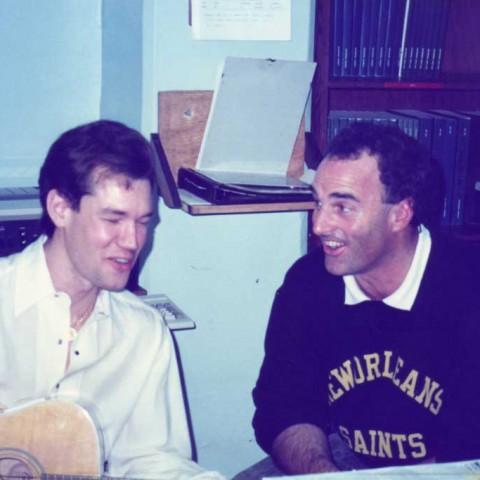 USO with Randy Travis
