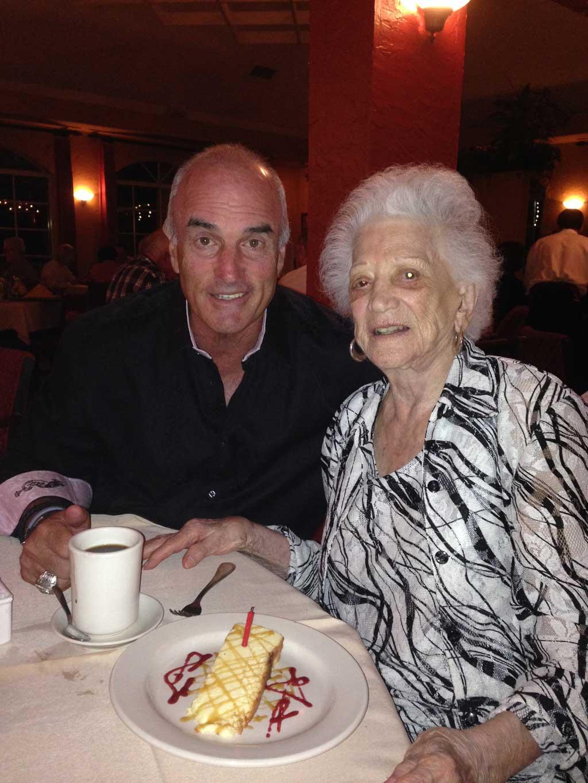 Aunt Bea's Birthday