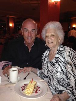 Aunt Bea's Birthday