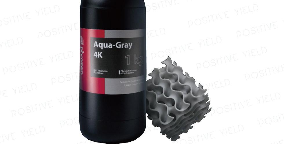 Phrozen Aqua-Gray 4K Resin 1KG