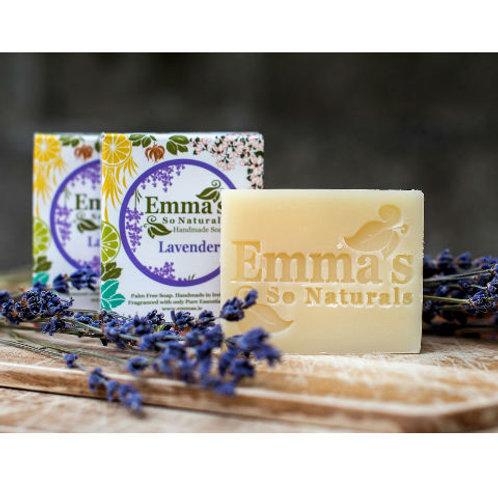 Emma - LAVENDER HANDMADE SOAP