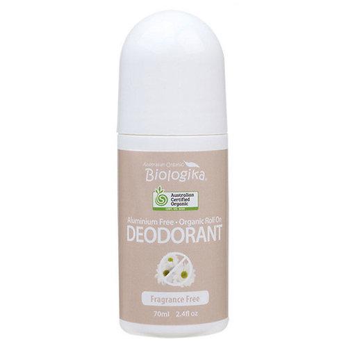 Biologika Fragrance Free Deodorant