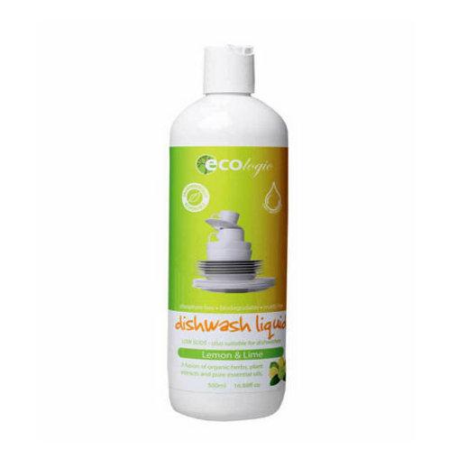 ECO logic Dishwashing Liquid Lemon & Lime