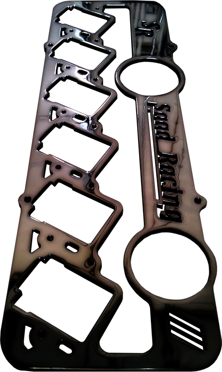 Saad Racing BMW E46 M3 S54 coil bracket with hardware. Powder coated