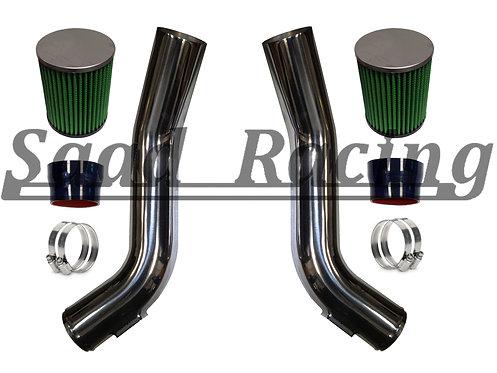 Nissan GTR R35 air intakes