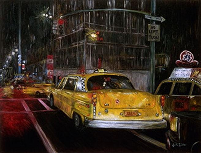 Yellow Cab, N.Y. - USA