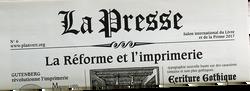 Salon du Livre de Genève 2017