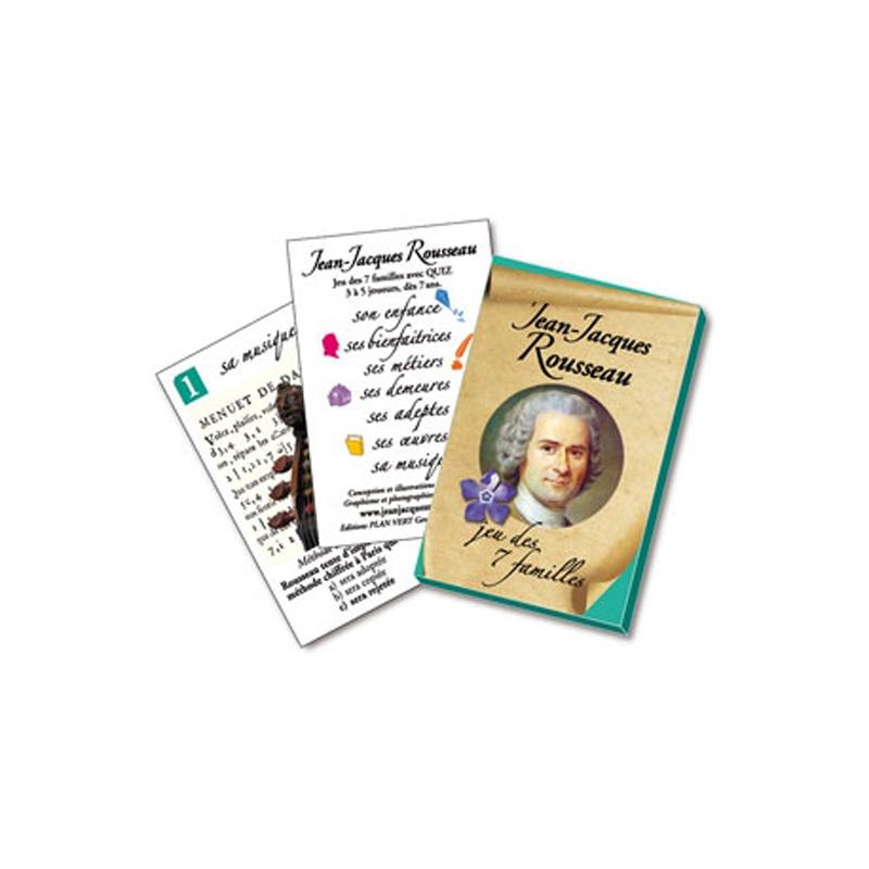 """Jeu """"Jean-Jacques Rousseau"""""""