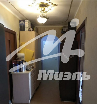3 комнатная квартира 83.5 кв.м