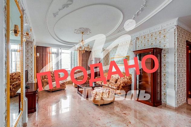 3-х комнатная квартира 115м2