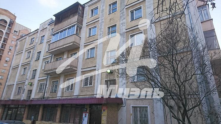 3 комнатная квартира 72 кв.м