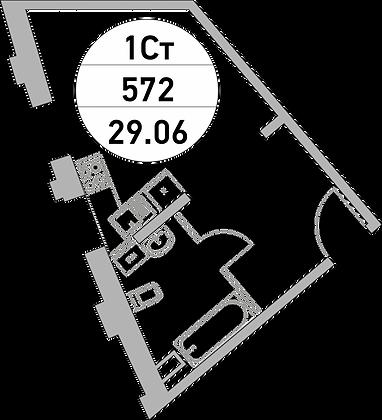 КВАРТИРА 572