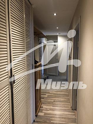 3 комнатная квартира 57 кв. м.