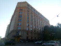 """офис """"МИЭЛЬ"""" на Новокузнецкой"""