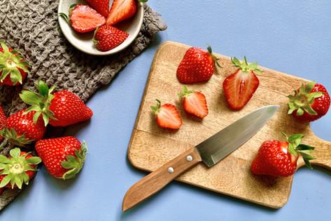 Endlich ist es wieder Zeit für regionale Erdbeeren!