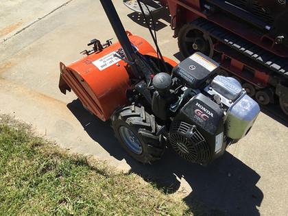 We Rent Equipment!