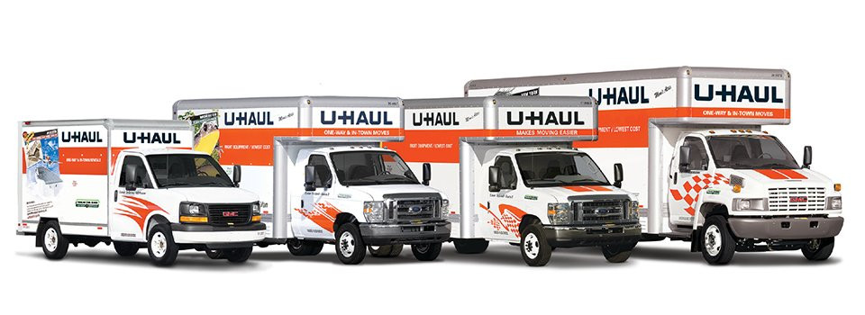 Rent trucks & trailers from us!