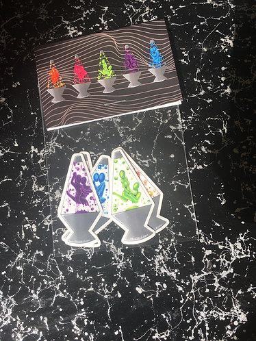 Lava Love Sticker Pack
