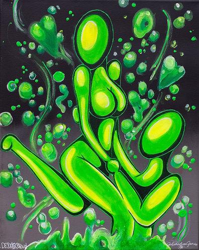 'Glow' (Print)