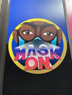 'Mask On'