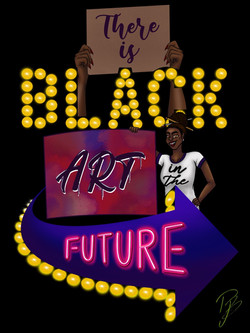 'There is Black Art in the Future'