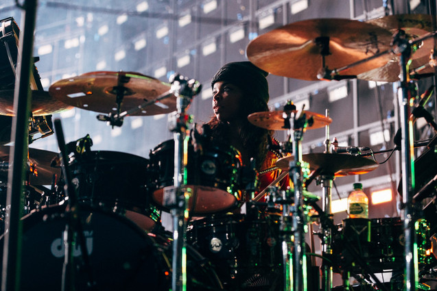 The 15 Drummers We're Obsessed With Right Now... And you should be too.