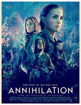ANNIHILATION - An EPIC fail!