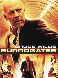 Surrogates - Starring Bruce Willis