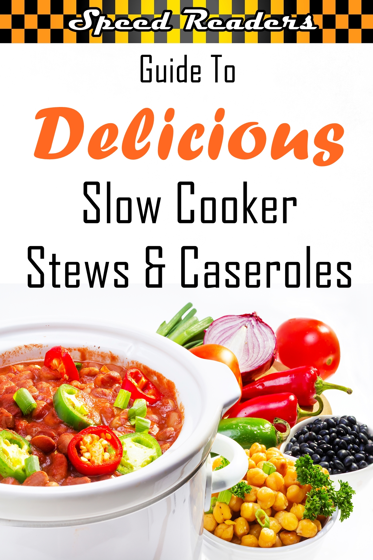 Speed Readers Stews and Casseroles