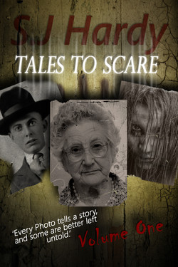 Tales to Scare Front Cover