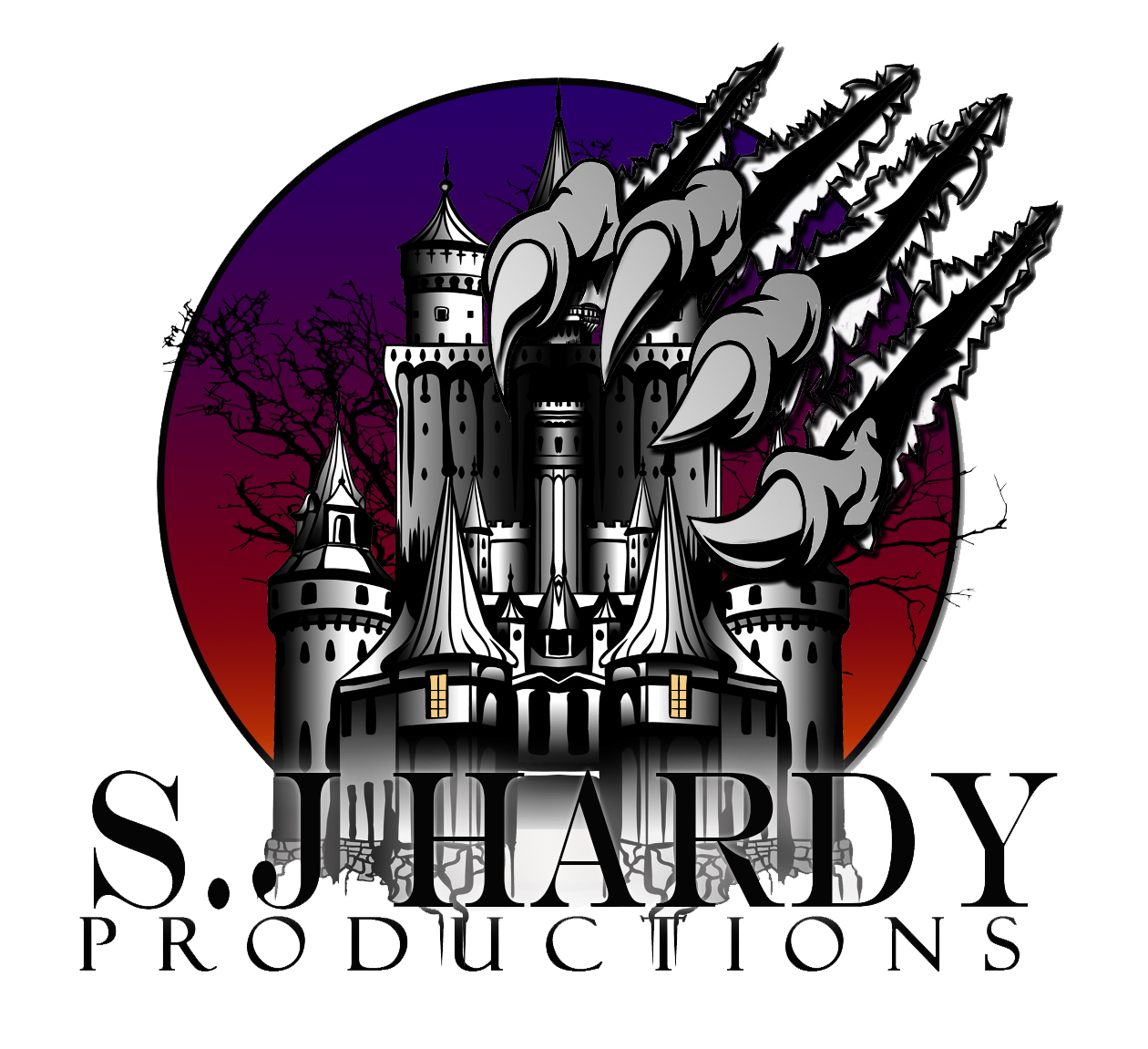 S.J Hardy Productions Logo