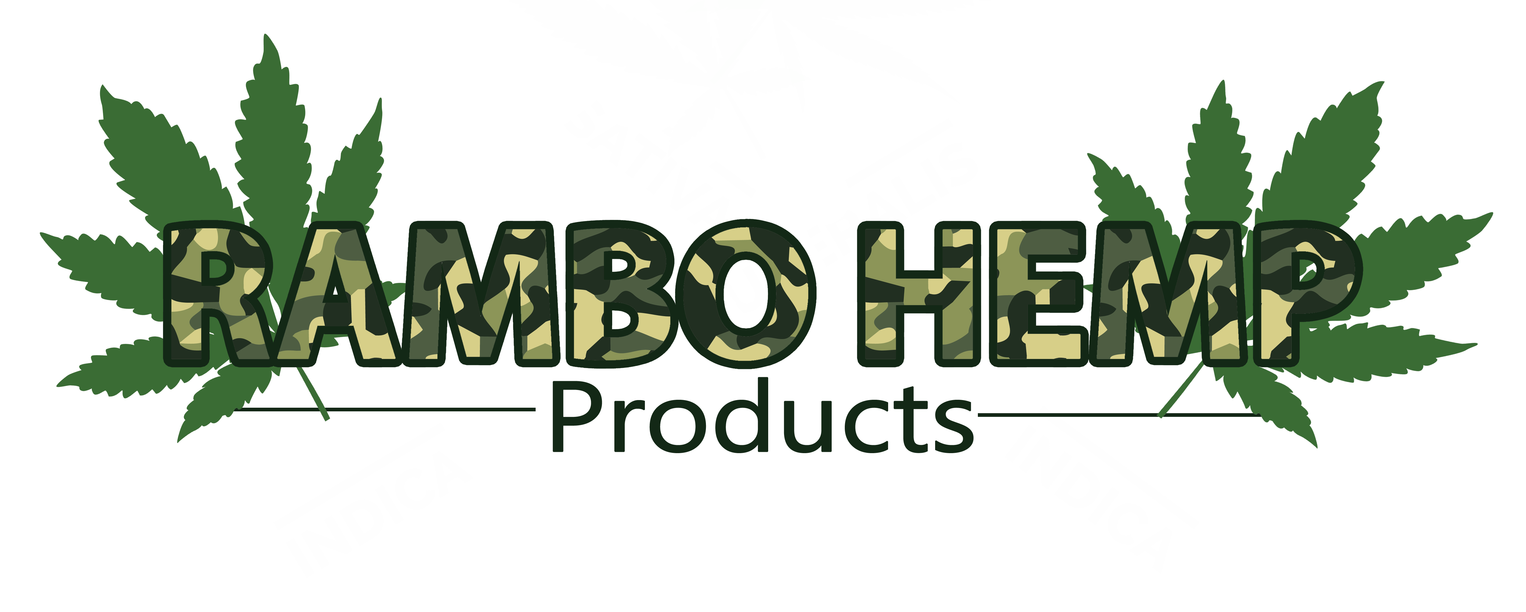 Rambo Hemp Lable
