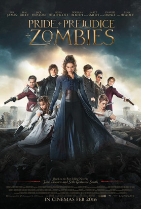 Pride and Prejudice and Zombies - Finally!