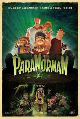 Paranorman - It's Para-normally fantastic!