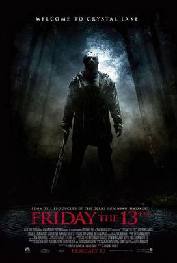 FRIDAY THE 13TH - JASON GETS A REBOOT
