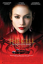 The Cell – Starring Jenifer Lopez, Vince Vaughn and Vincent D'Onofaio