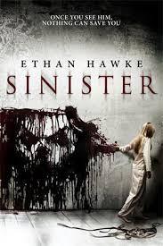 SINISTER - Starring Ethan Hawke