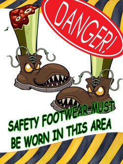 02 Footwear Sign