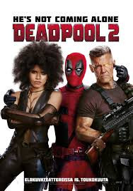 Deadpool 2 - Starring Ryan Reynolds