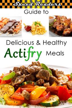 Speed Readers Actifry Meals